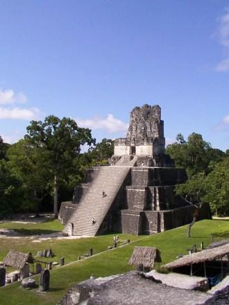 Tikal, Guatemala - Temple 2