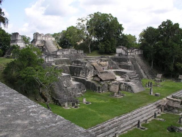 Tikal, Guatemala - North Acropolis
