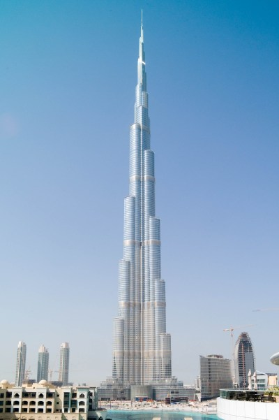 Burj Khalifa | Beautiful Places to Visit