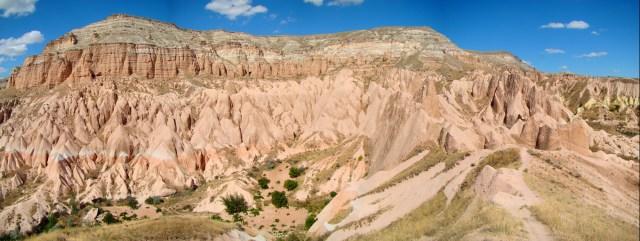 Aktepe Hill - Cappadocia, Turkey