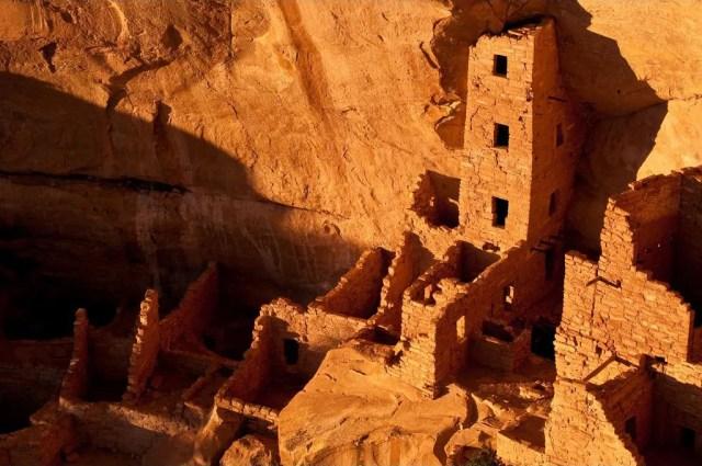 Anasazi Ruins, Mesa Verde National Park, Colorado