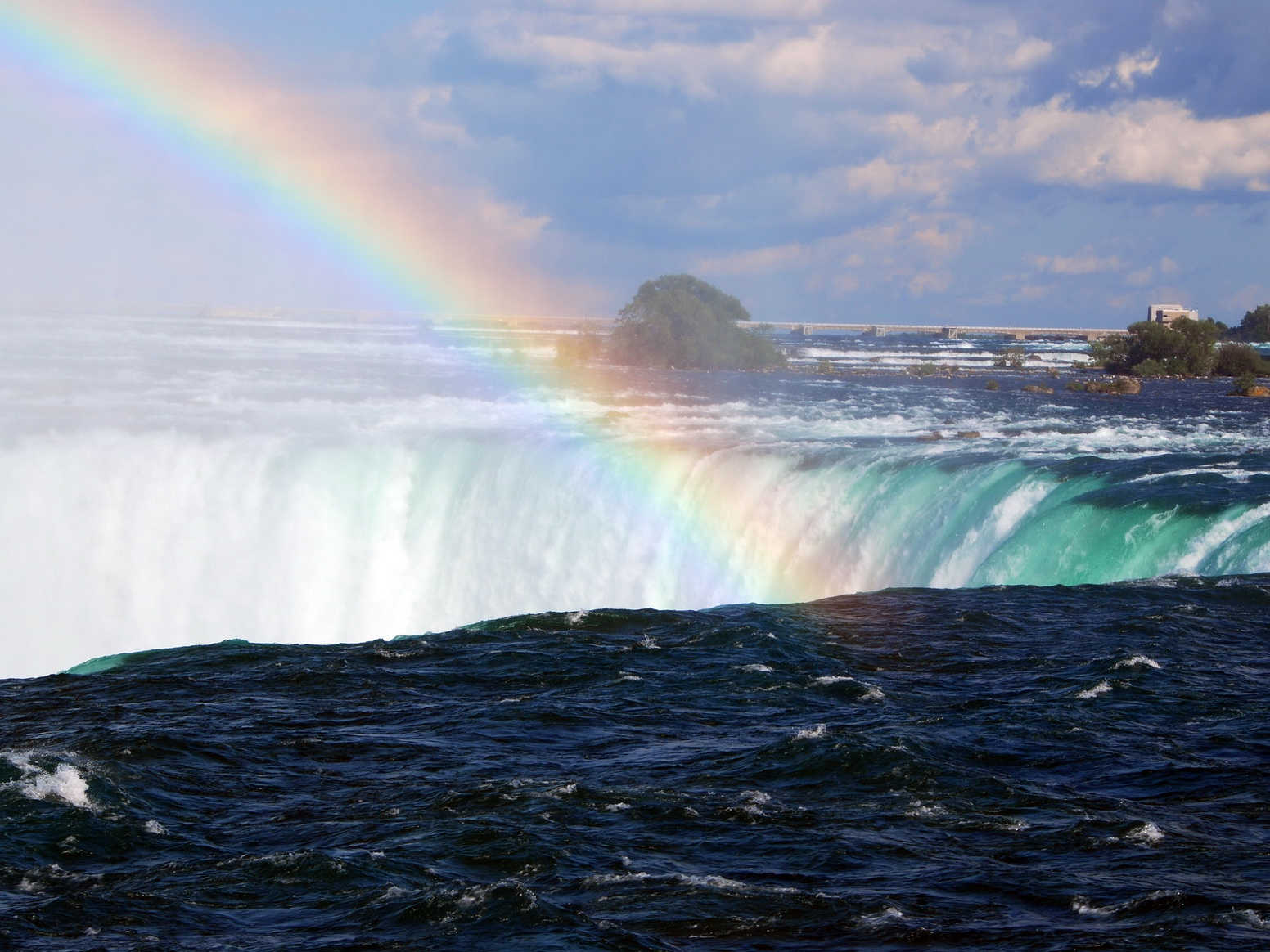 Niagara falls ontario canada and new york usa for Prettiest places in canada