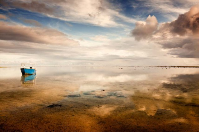 Rarotonga Lagoon, Cook Islands