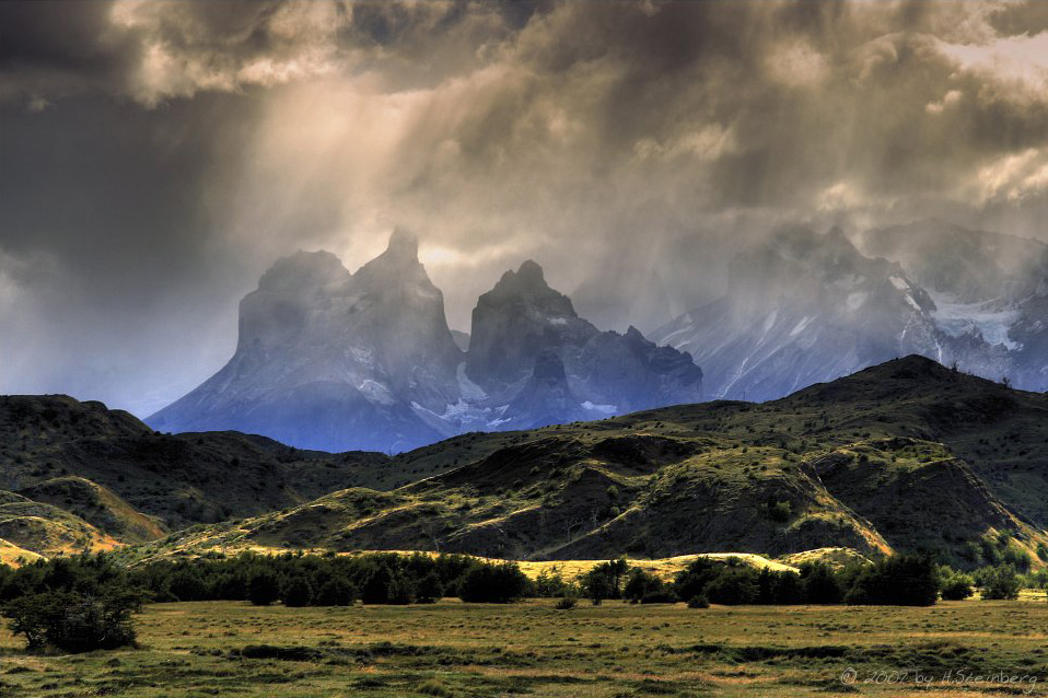 Torres Del Paine National Park Patagonia Chile Beautiful Places To Visitbeautiful Places To