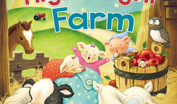 Night, Night Farm {a book review}