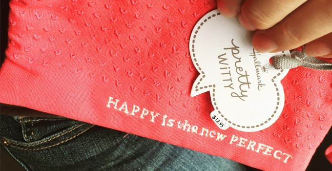 Happy is the new perfect
