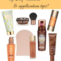 Top Self Tanners and Application Tips for the Best Faux Glow!