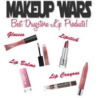 Makeup Wars Challenge: Best Drugstore Lip Products