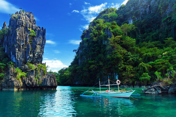 Philippine destinations