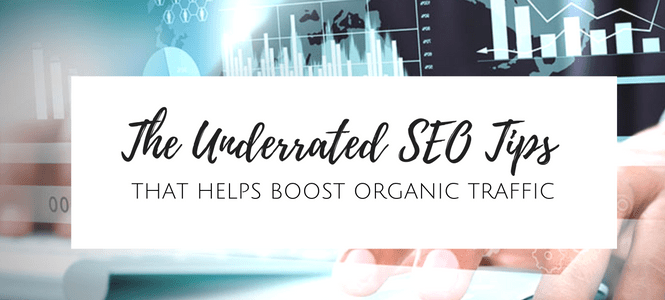 SEO Tips To Increase Your Organic Traffic