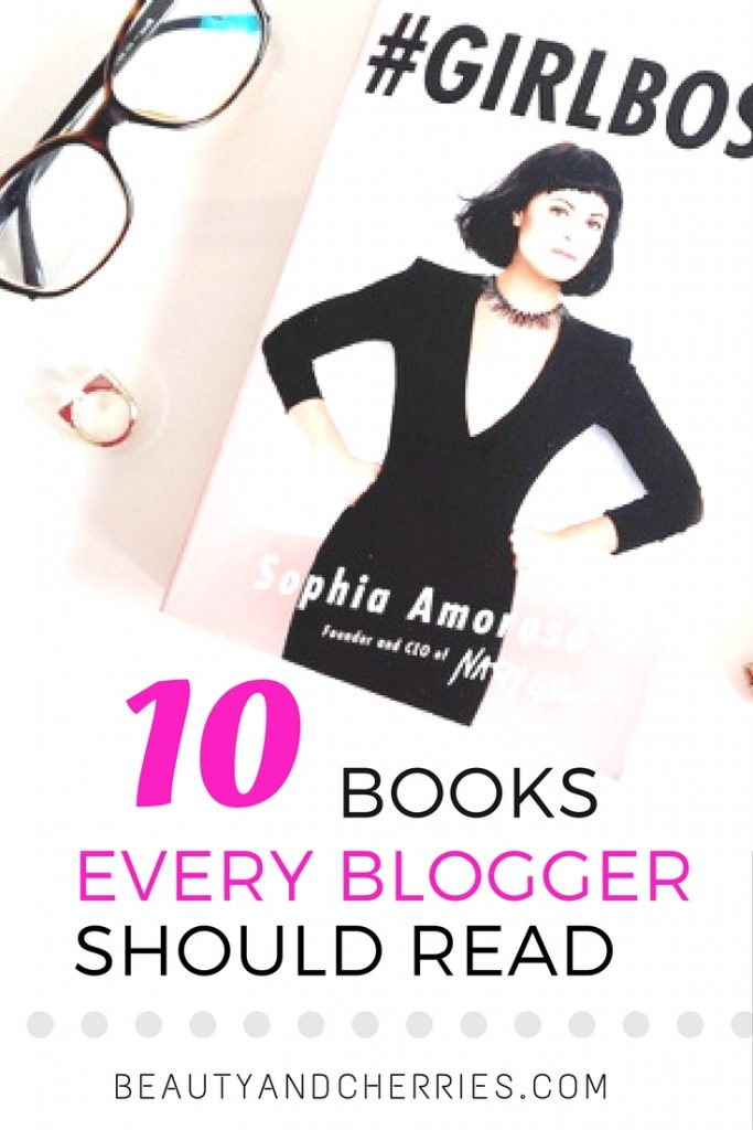 10 books every blogger should read