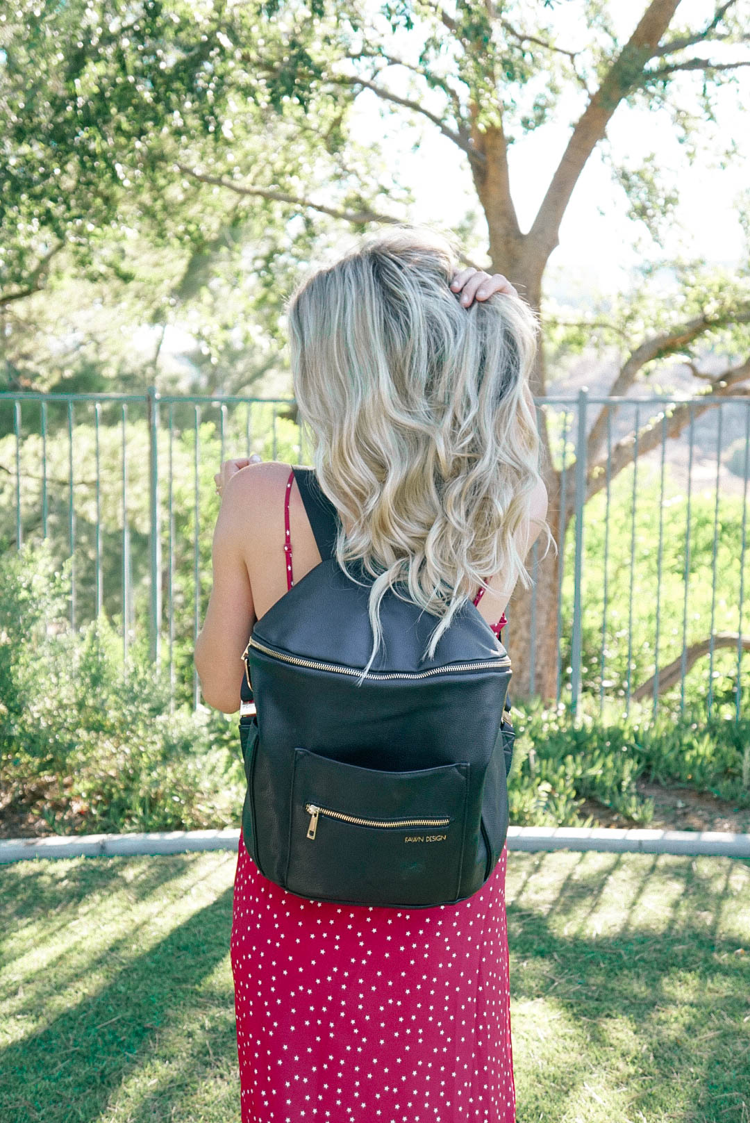 Charming My Only Regret Is Not Discovering This Mommy Me Fawn Design Bags Beauty Beasties Fawn Design Mini Is A Rock Two Pinecones That She Found At I Love Se Bags baby Fawn Diaper Bag