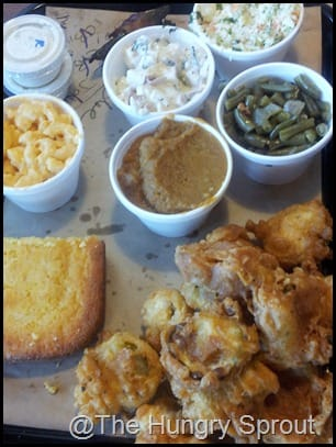 4 Rivers Smokehouse homestyle sides