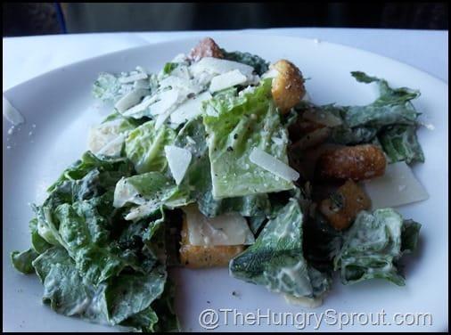 Chart House Jacksonville Caeser Salad