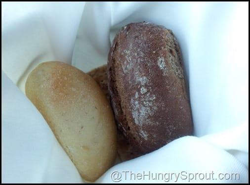 Chart House Jacksonville bread