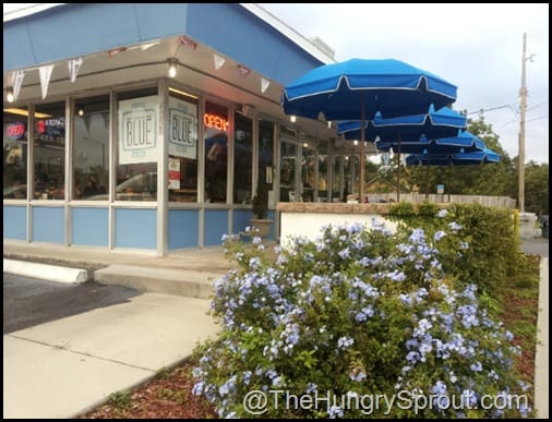 Mediterranean Blue exterior Orlando