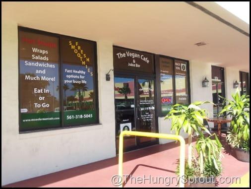 The Vegan Cafe West Palm Beach