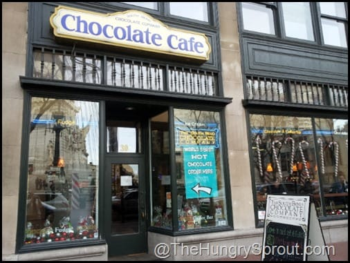 Chocolate Cafe Indianapolis