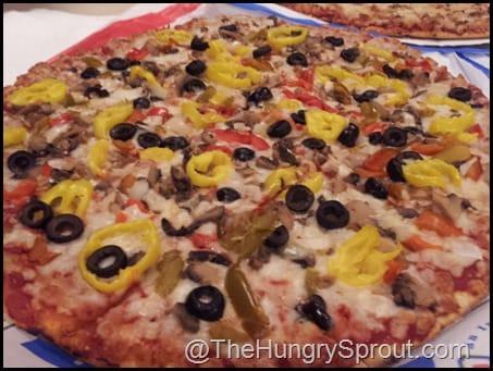 Squares Pizza King
