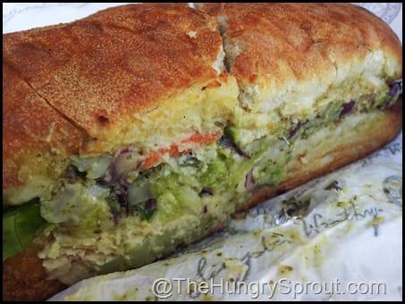 Hot Sandwich Earl of Sandwich