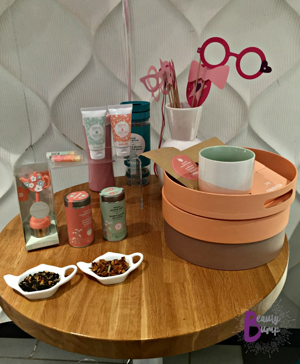 DAVIDsTEA Makes Pampering Mom on Mother's Day Easy and Affordable