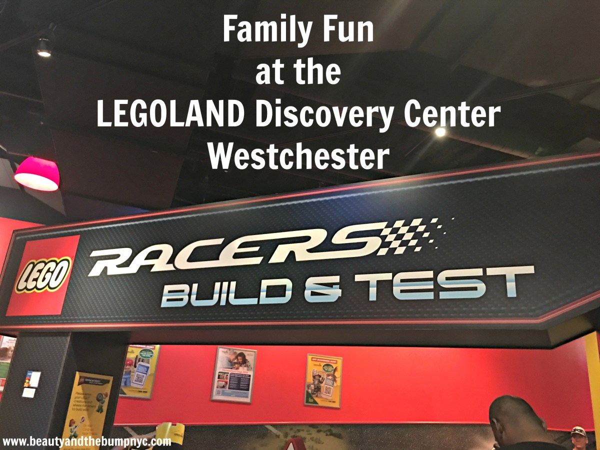 Family Fun at the LEGOLAND Discovery Center Westchester