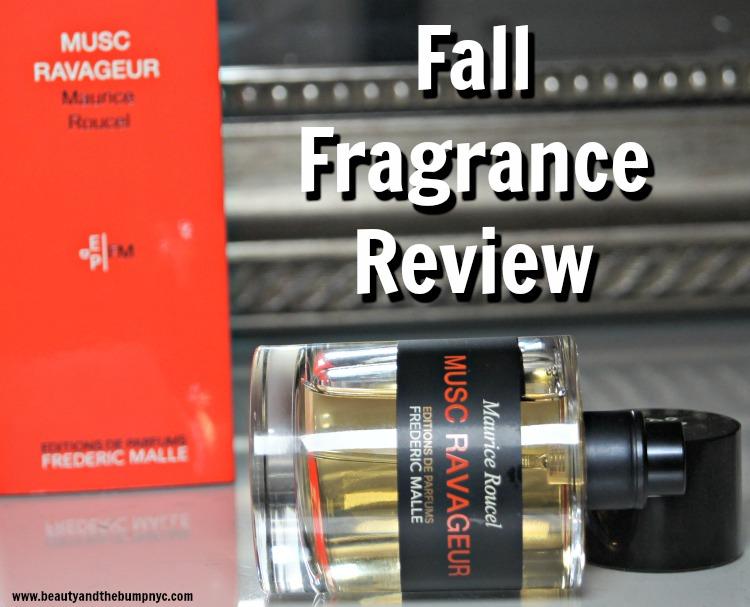 FALL FRAGRANCE REVIEW: MUSC RAVAGEUR, Editions de Parfum Frédéric Malle