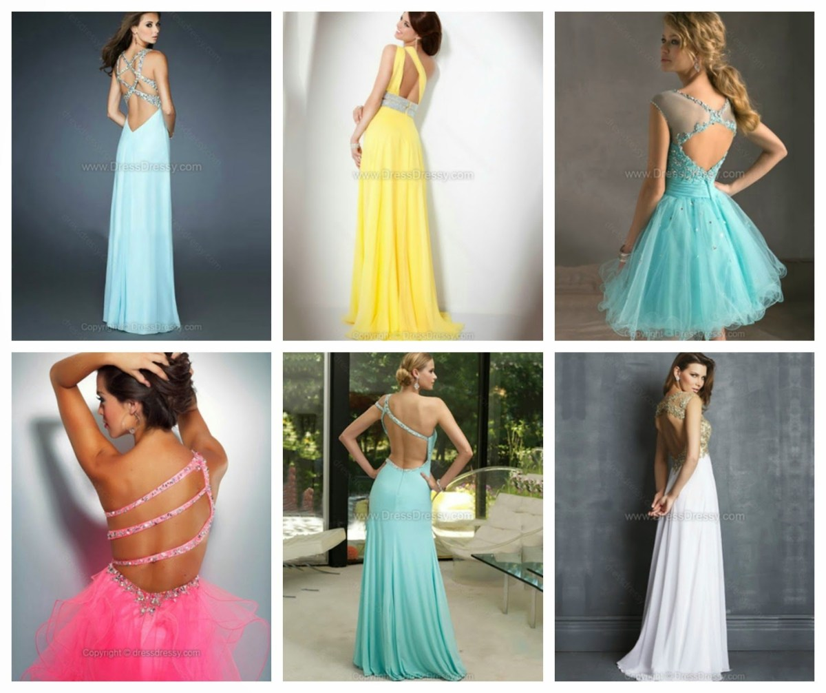 Which Colour to choose for your Prom Dress