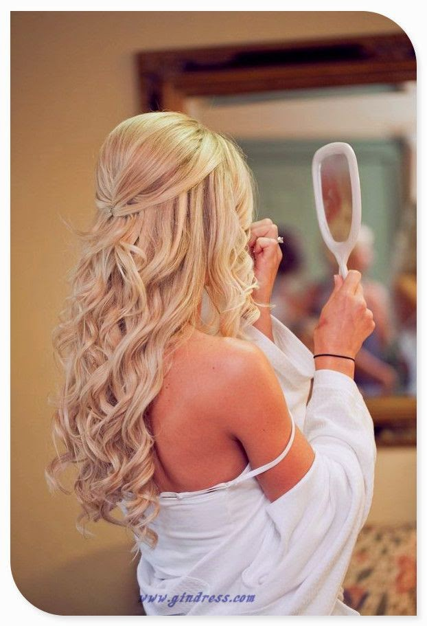Beautiful Bridal Hairstyles for Blonde Hair