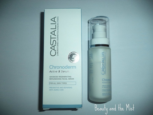 Castalia Chronoderm Active 5 Serum Review