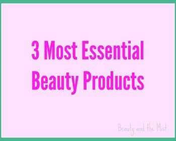 most-essential-beauty-products