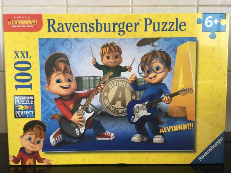 Large Of 100 Piece Puzzles