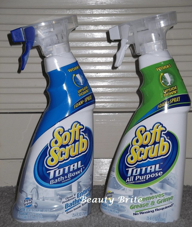 Soft Scrub Total All Purpose Cleaners