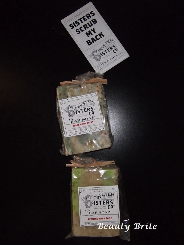 Spinster Sisters Co. All Natural Soap