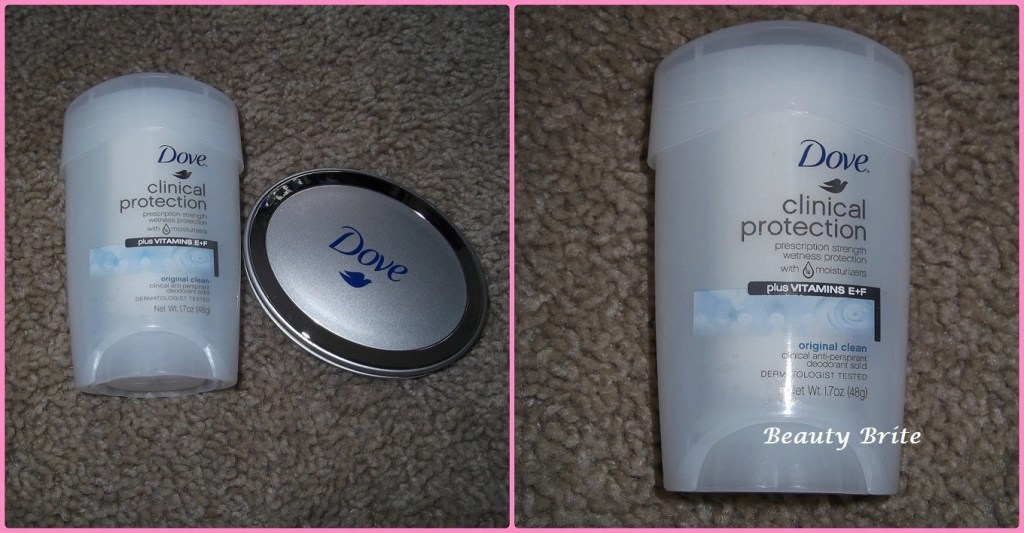 Dove Clinical Protection Deodorant