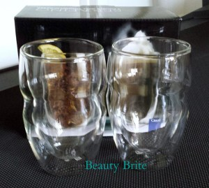 Serafino Double Wall Insulated Glasses, Set of 2