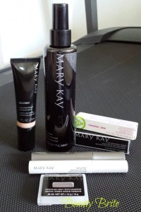 Summer Beauty Essentials with Mary Kay