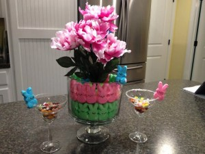 Easter Crafts 1 & 2 - finished products