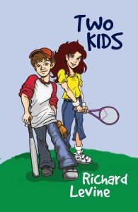 Two Kids Book Cover