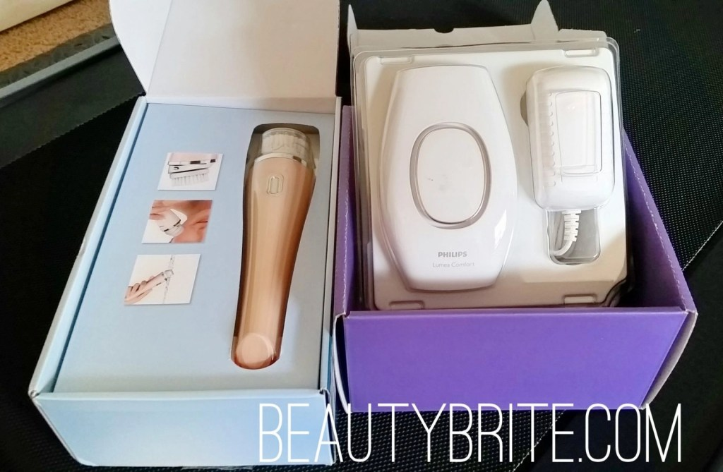 Get summer gorgeous with Philips beautybrite
