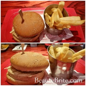 Red Robin boca burger beautybrite