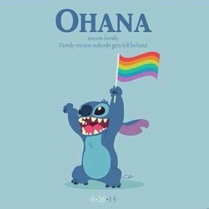 Ohana is family