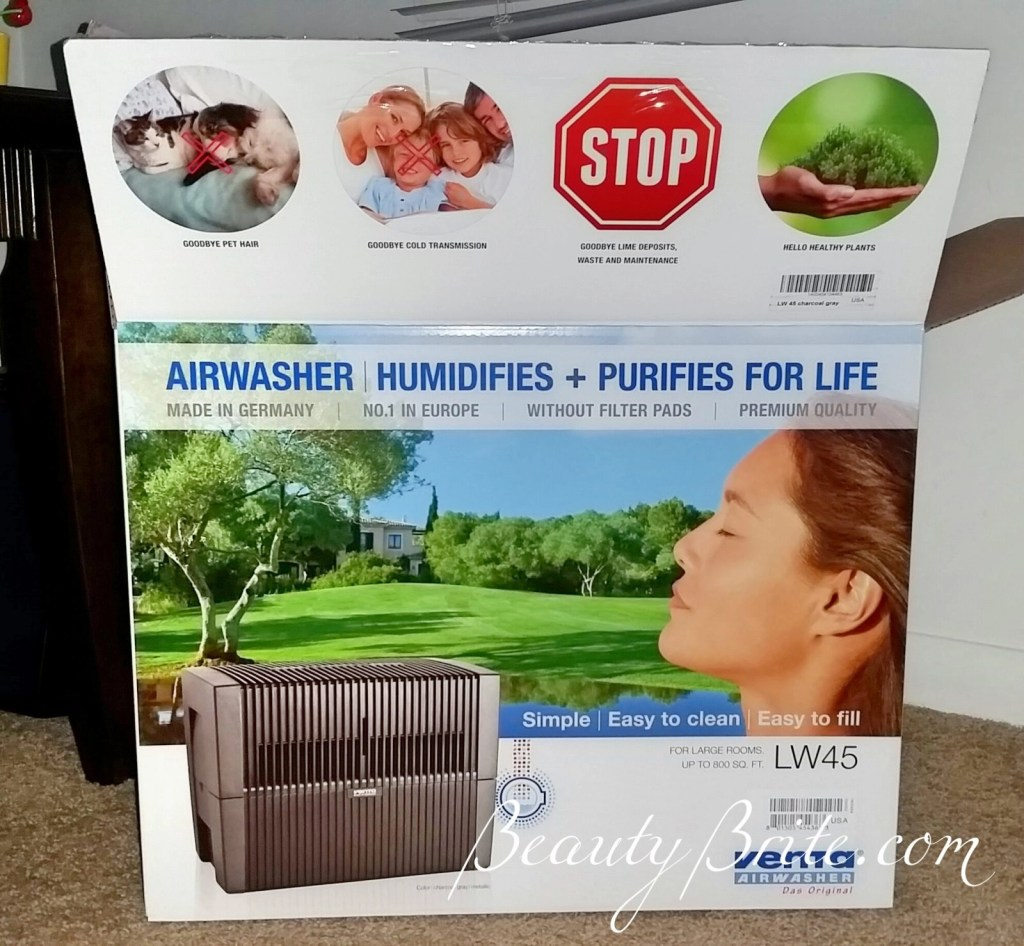 Eco-friendly way to clean your indoor air
