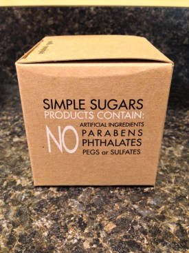 Simple Sugars 2
