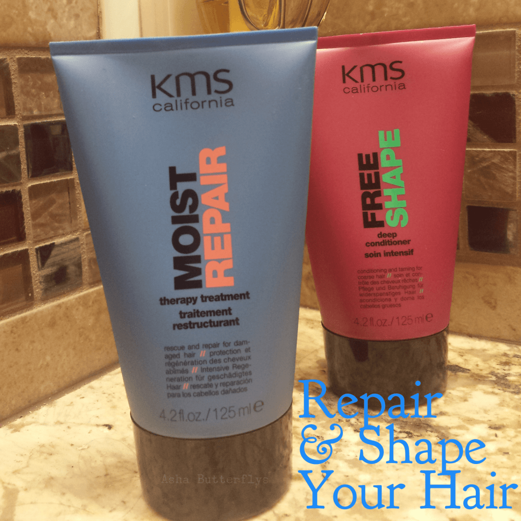 Repair and Shape your Hair