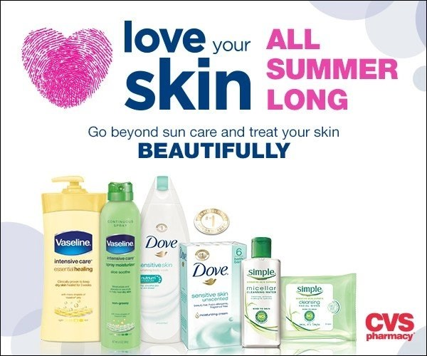 Treat Your Skin Beautifully All Summer Long