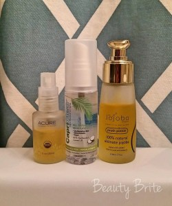 Natural beauty oils beautybrite