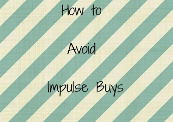 How to Avoid Impulse Buys