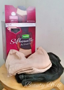 Depend Silhouette Active Fit beautybrite