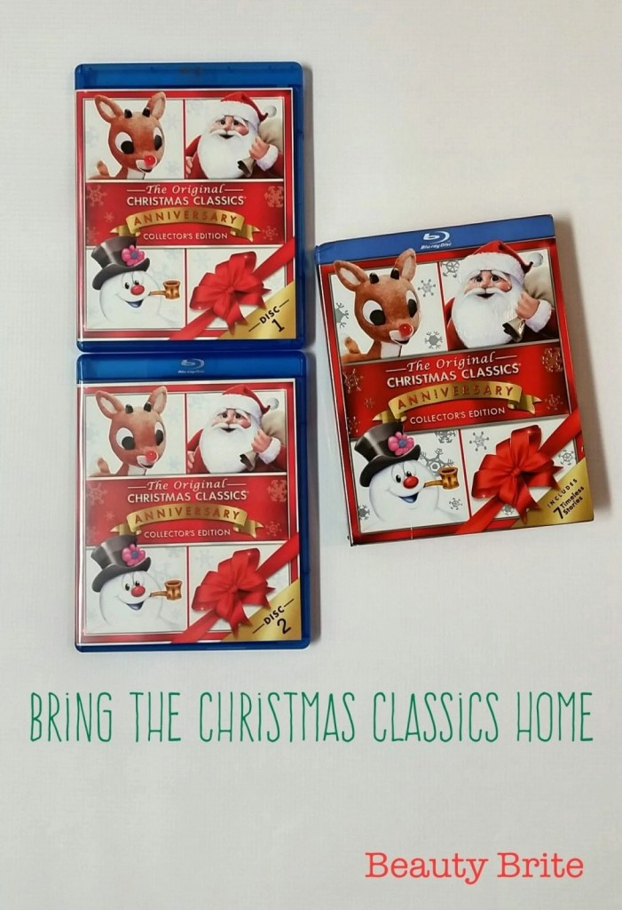 Bring the Christmas Classics Home